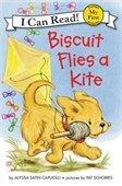 Biscuit Flies A Kite