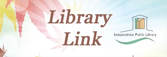Library Link banner