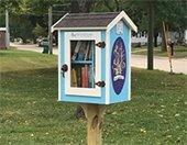 New Little Free Library
