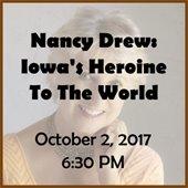Nancy Drew: Iowa's Heroine To The World