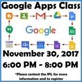 Google Apps Class