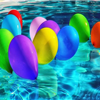 balloons-in-pool