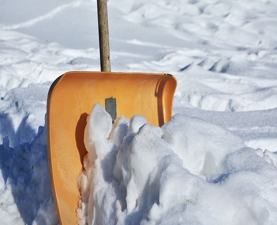 snow-shovel